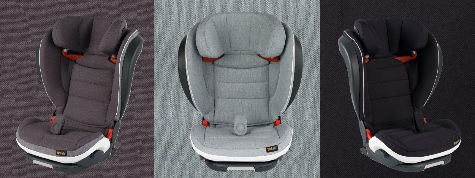 besafe flex fix new booster seat